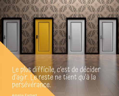 3 trucs pour cultiver la persévérance