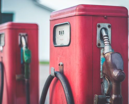 On n'a pas assez d'essence pour faire la route dans l'autre sens